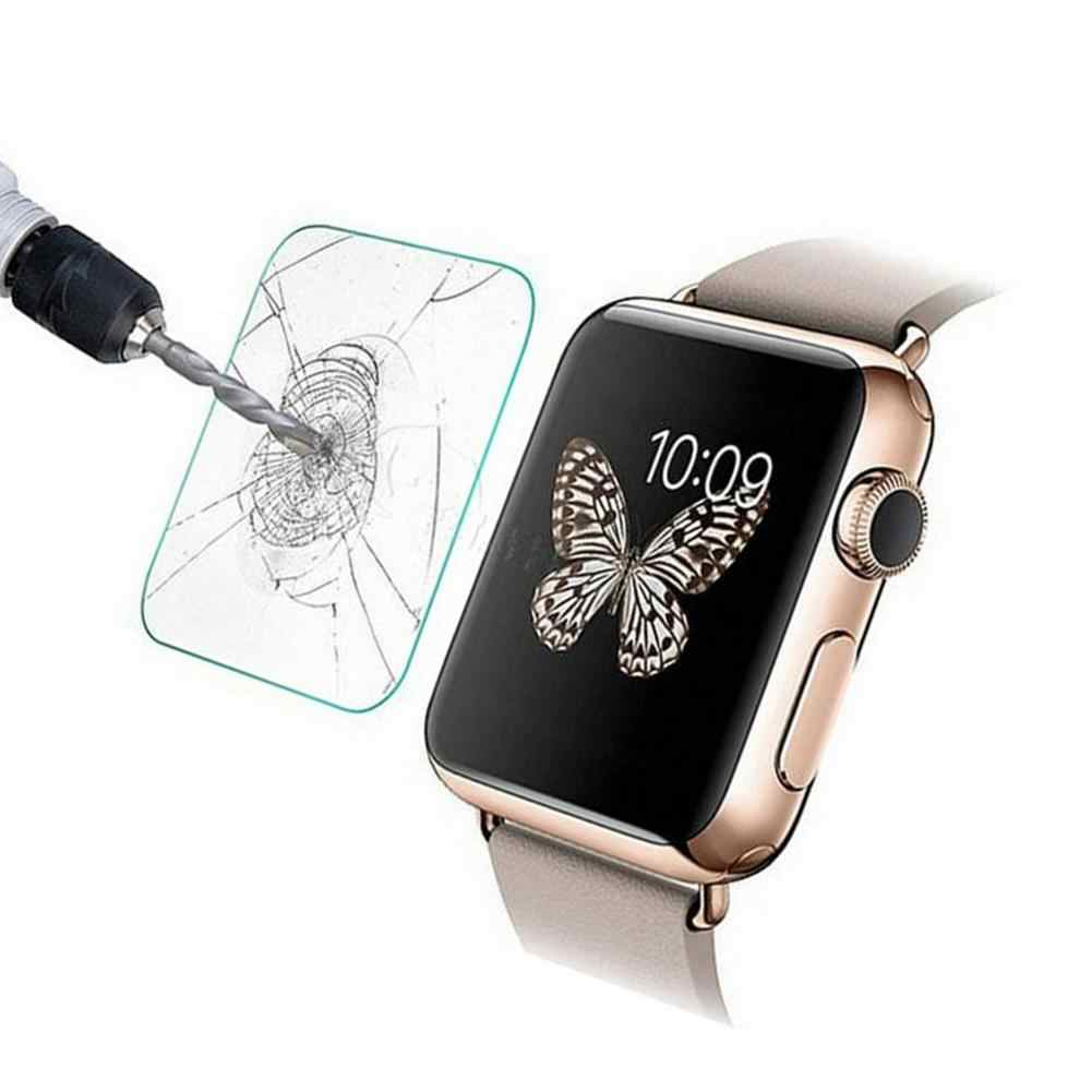 42mm HD Tempered Glass Full Screen Protector Guard Film For Apple Watch 1 2 3 Series Protector Films