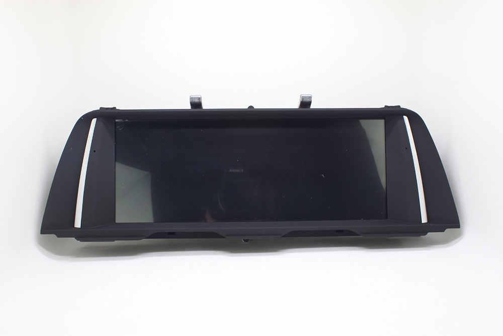 """10.25 """"Qualcomm octa-core 4G + 64G 4G LTE Android 10 IPS ekran samochodowe multimedia dla BMW serii 5 F10 F11 nawigacja GPS z Bluetooth"""