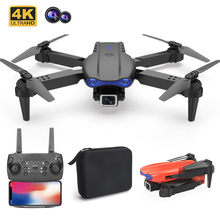 new K3 drone 4K HD dual camera foldable height keeps drone WiFi FPV 1080p real-time transmission RC Quadcopter toy PK sg906 pro