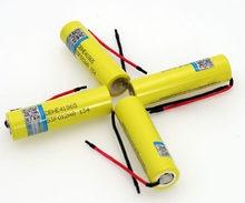 4 teile/los VariCore oryginalny HE4 2500 mah li-lon Batterie 18650 3,7 v akkus 20A, entladung + DIY żel krzemionkowy kabina