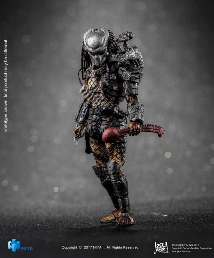 Hiya Spielzeug LD0032 Exquisite Mini Predator Jungle Predator 1/18 Action Figur