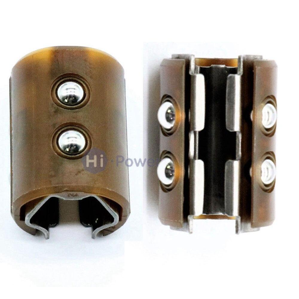 New 10pcs 7-Speed 0AM DQ200 DSG Transmission Gearbox Shift Fork Slip Bearing For VW VOLKSWAGEN AUDI SKODA SEAT DSG-7 Speed