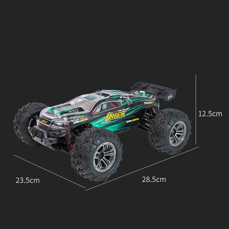 2,4G 4WD гоночный автомобиль с дистанционным управлением, светильник, электронный монстр, внедорожник, грузовик, багги, игрушка - 5