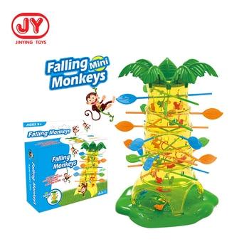 Children Interesting Intelligence Toys Turn Monkeys Down Monkey Tree Climbing Desktop Game Party Game Funny Toys For Kids