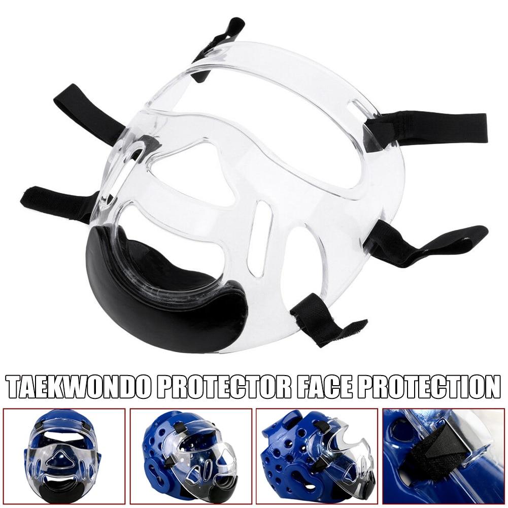 New Taekwondo Cap Face Protective Mask Helmet For Kickboxing Karate Training Protectors XD88