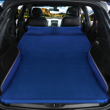 Inflatable Bed Car-Mattress Sleeping-Pad Air-Bed Auto-Accessories Travel SUV Off-Road