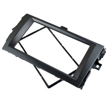 Car 2 Din Car Radio Stereo Fascia Panel Frame for Toyota Corolla 2008-2010(China)