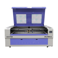 80W CO2 Laser Engraving and Cutting machine for Acrylic Leather Paper with High Speed