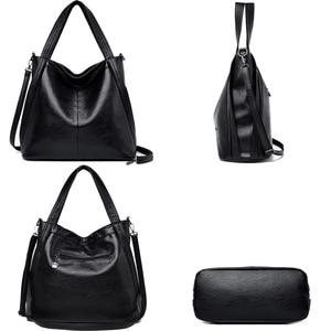 Image 5 - New Casual Tote Sacกระเป๋าถือหนังหรูผู้หญิงกระเป๋าออกแบบกระเป๋าถือคุณภาพสูงสตรีไหล่กระเป๋าสำหรับผู้หญิงBolsa