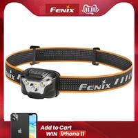 FENIX HL18R 400 lumens Micro USB charging  High performance headlamp features dual lights|Portable Lighting Accessories| |  -