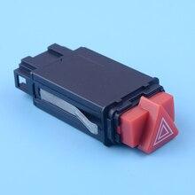 DWCX 10 Pin Light Warning Emergency Dash Switch Button 8L0941509L Fit For Audi A3 8L1 1996 1997 1998 1999 2000 2001 2002 2003
