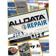 2019 Hot Alldata software program V10.53 auto repair mitchell ondemand vivid workshop automotive car diagnostic software data cephalometric measurements using computerized software program