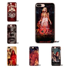 Terrible Terror Carrie 2013 Movie Soft Housing Case For Xiaomi Mi6 Mi 6 A1 Max Mix 2 5X 6X Redmi Note 5 5A 4X 4A A4 4 3 Plus Pro(China)