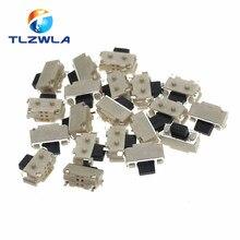 Micro interrupteur Tactile pour tablette PC, 1000 pièces, 2x4x3.5mm, 2x4x3.5mm, SMD, MP3, MP4, MP5