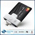 Мини ISO 7816 EMV Микросхема USB Micro B/type C/type A считыватель смарт-карт ACR38/39U серии