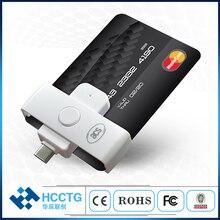 Mini ISO 7816 EMV IC Chip USB Micro B/Typ C/Typ A Smart Kartenleser ACR38/ 39U Serie