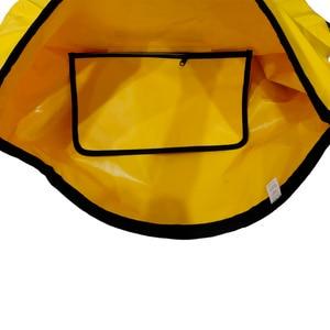 Image 3 - Waterproof Large Capacity Storage Bag Motorcycle Cycling Hiking Bag for Rafting Canoe Boating Trekking Swimming Travel Bag