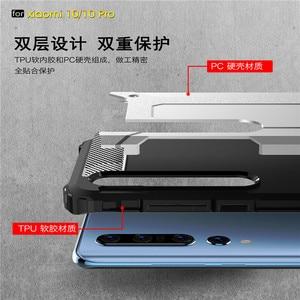 Image 3 - Phone Case For Xiaomi Mi 10 Pro Play A3 9 Lite 8 SE 9T CC9 CC9e Cover Armor Bumper For Xiaomi Redmi 6 6A 7A 7 Note 8T 8 Pro 7