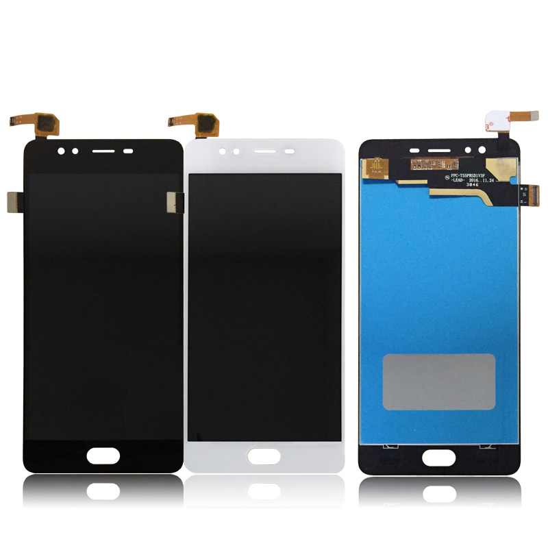 For ZTE Nubia M2 Lite NX573J Full LCD DIsplay + Touch Screen Digitizer Assembly lcd for Nubia M2 Youth Free Tools(China)