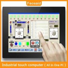 Feosaid 17 дюймовый промышленный планшетный компьютер с сенсорным