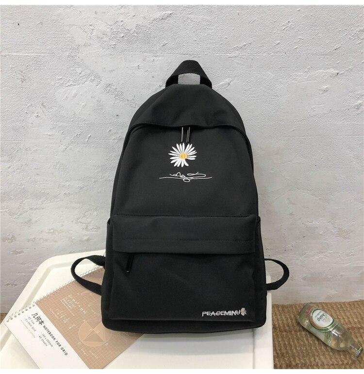 Mochila feminina mochila sacos de escola estilo