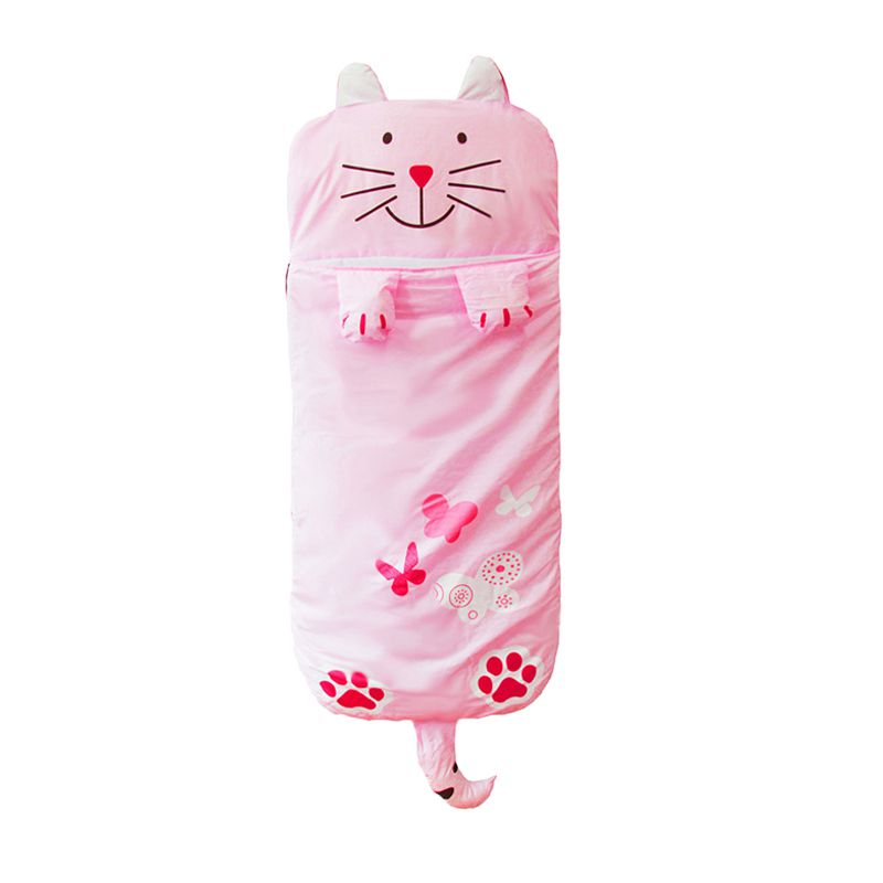 Sleeping Bags Bedding Baby Kids Sack Infant Toddler Winter Cartoon Animals Sleep Bag Newborn Bed Wrap Cute Baby Thick Warm Sacks