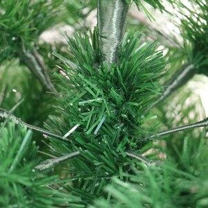 Image 5 - Strongwell 120/150/180/210CM şifreleme yapay noel ağacı dekorasyon noel dekorasyon ev dekor yeşil ağaç