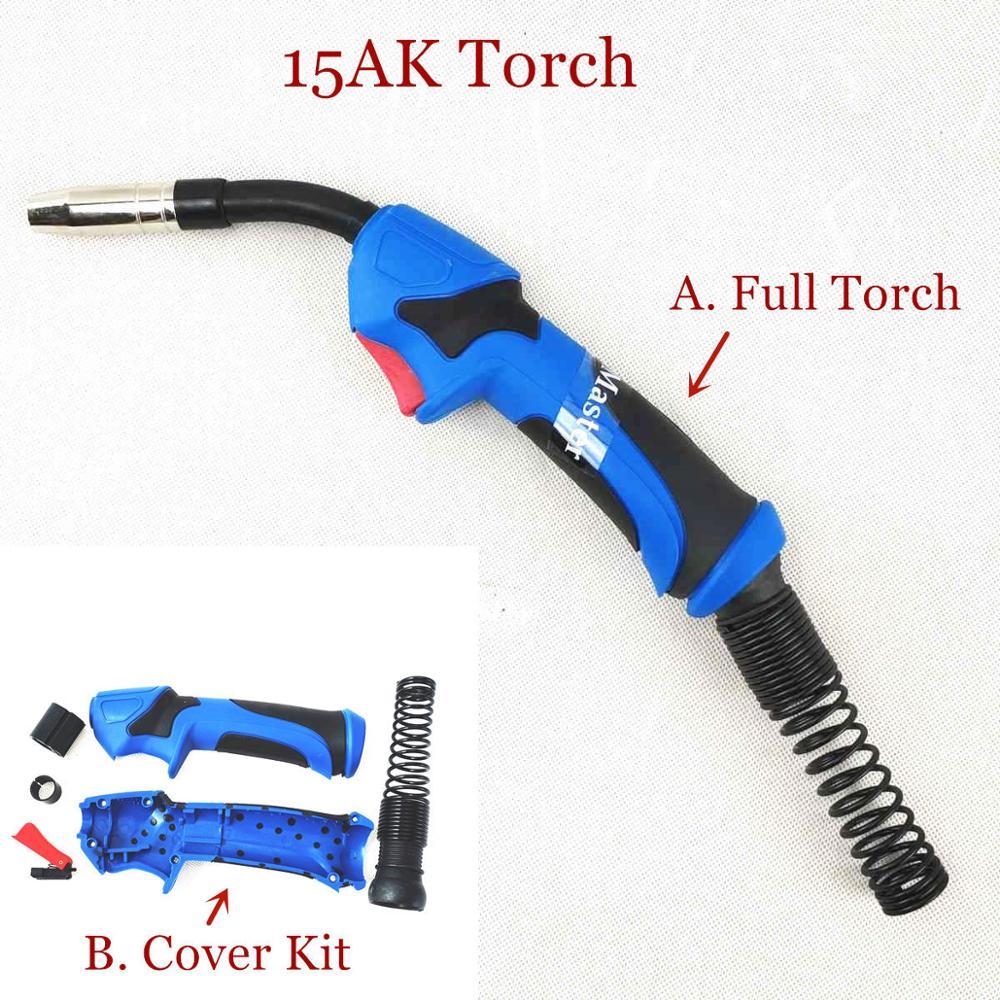 180A MIG Torch EU Style 15AK Torch Welding Gun MB15AK Welding Torch