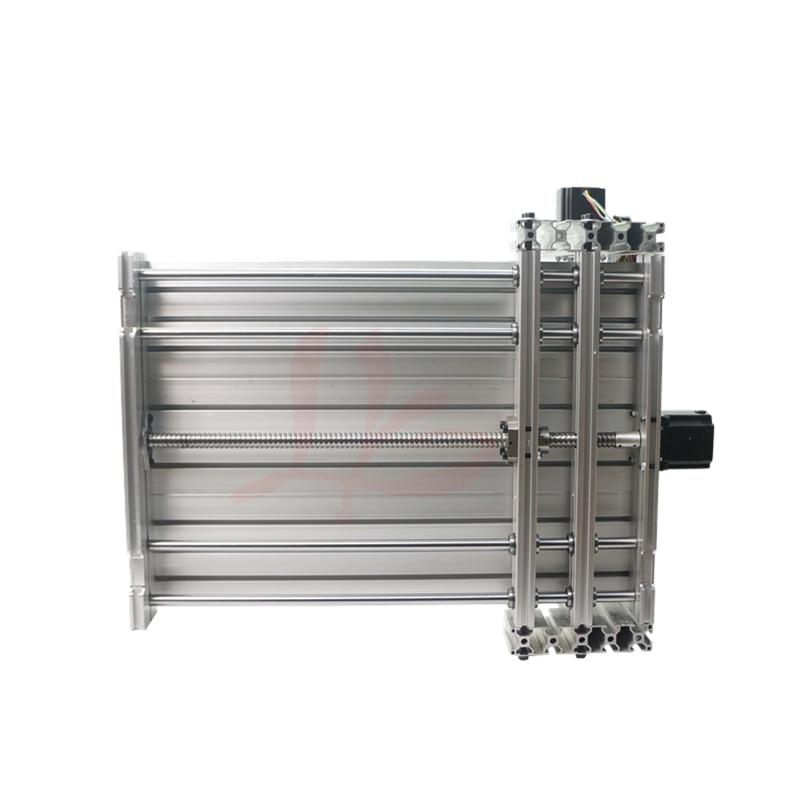 400W MACH3 Control Diy 3040 Mini CNC gravur Maschine 5 Achse Pcb Fräsmaschine Holz Router