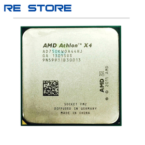 AMD Athlon II X4 750K 3.4GHz 4MB Quad-Core Cpu FM2 904-pin x4-750k processor