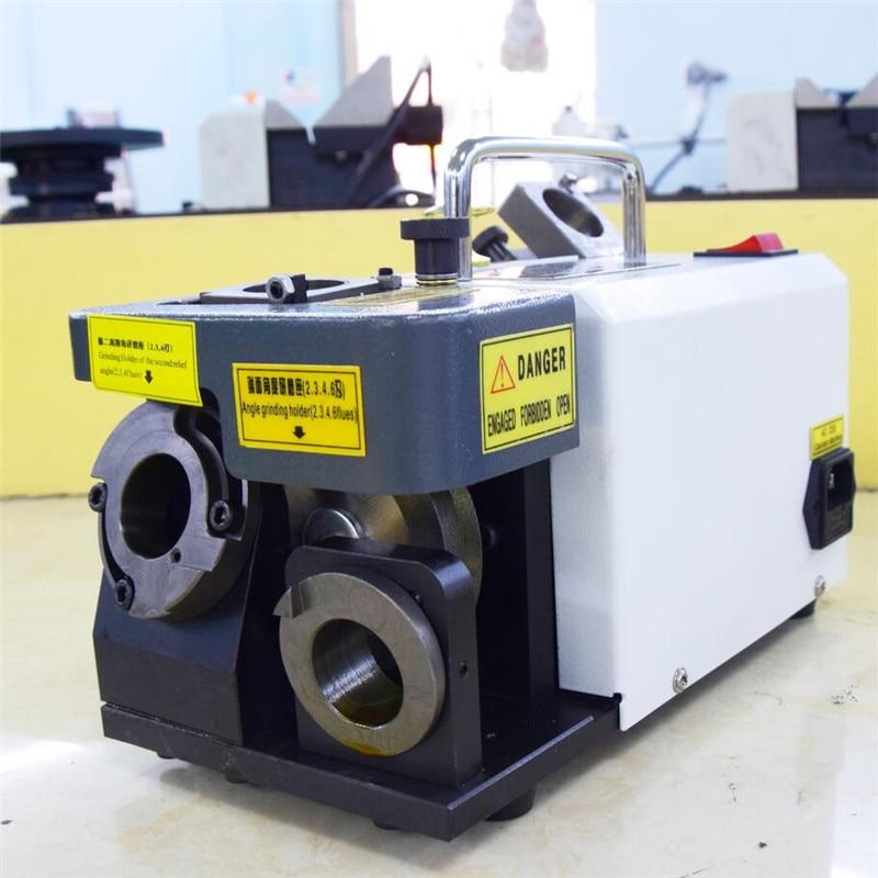 Купить с кэшбэком Multifunctional Milling Cutter Sharpening Machine 3-13mm End Mill Sharpener,Mill Cutter Grinding Machine GD-313