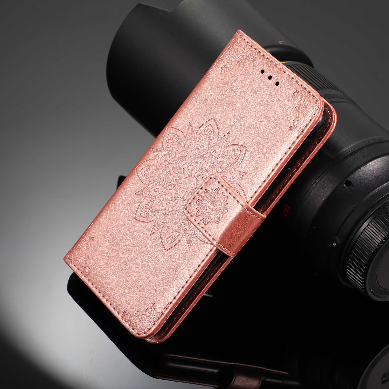 Case Voor Motorola Moto G7 G7 Spelen EU ONS PU Leather Wallet Card Slot Cover Voor Moto E5 G6 Spelen g7 Power Skin Cover Caleidoscoop