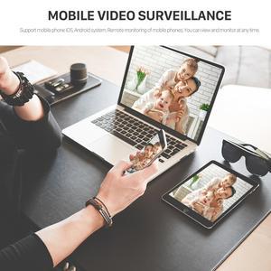 Image 3 - HD1080P Vandal proof IP Camera WiFi SD Card Slot 64Gb Motion Ai Detect Alert Dome 2MP Audio Security CCTV Camera ONVIF P2P ICSee