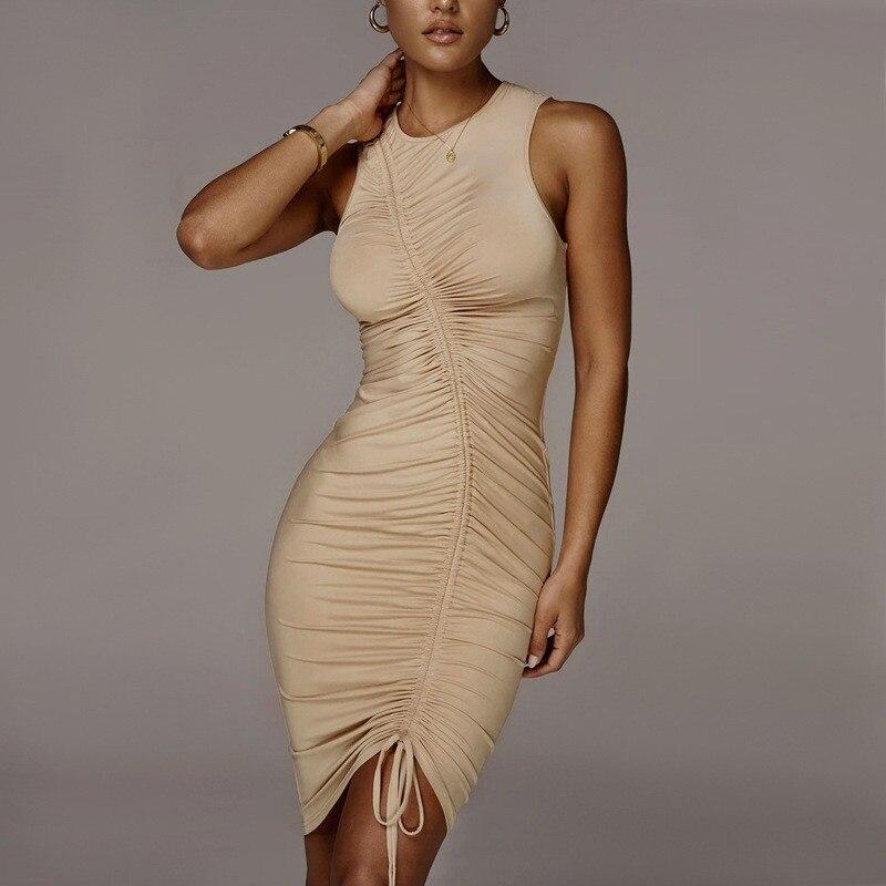 sleeveless mini short dress07