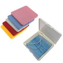 Маска коробка для хранения временным помещениям папка маска