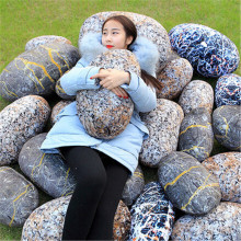 Creative simulation of stone pillow cobblestone cu