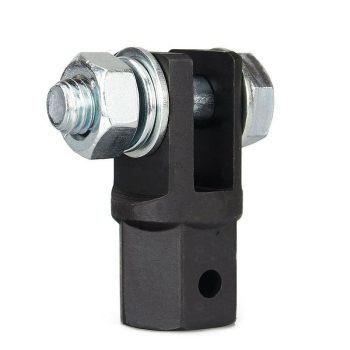 Scissor Jack Adaptor 1/2 Inch for Use with Drive or Impact Wrench Tools IJA001