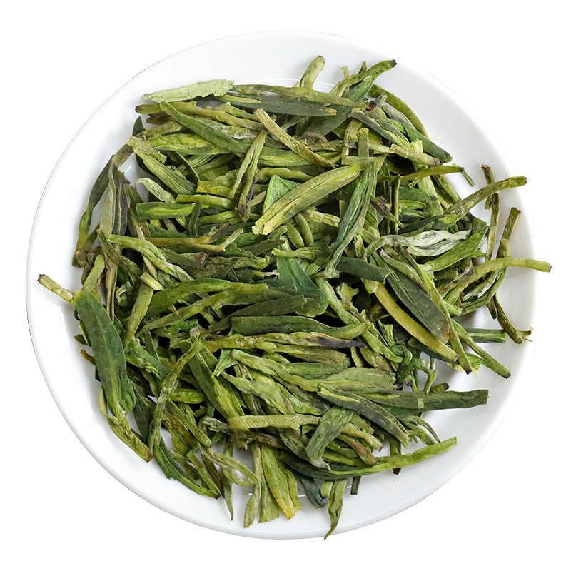 ที่มีชื่อเสียงคุณภาพดีมังกรดี 2019 ใหม่ฤดูใบไม้ผลิ Jing Green Tea สำหรับลดน้ำหนัก Health Care Tender AROMA