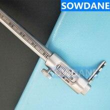 口腔ケア歯スライドキャリパー測定器歯科歯の測定定規 0 95 ミリメートルステンレス鋼