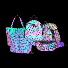 Laser Luminous Triangle Sequin…
