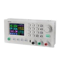 RD6018 18A Multimeter Constant Voltage Constant Current Directcurrent PowerSupply Module Keypad PC Software Control Voltmeter