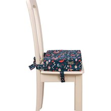 Baby Dining Chair Booster Cushion Cartoon Kids Chair Seat Pad Adjustable Washable Chair Heightening Cushion Child Pram Chair Mat