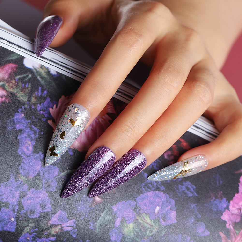 Professional Manicure Set Nail Extension Kit With Nail Drill Machine Kit Dryer
