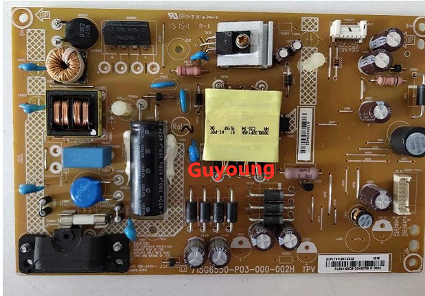 100% Test For 32PHF2651 715G6550-P04-000-002M /715G6550-P04-000-002H Power Board