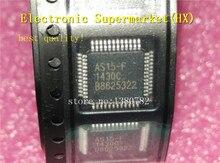 شحن مجاني 50 قطعة/السلع AS15 F AS15F AS15 15 F QFP48 LCD رقاقة جديد الأصلي IC
