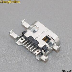 ChengHaoRan 2PCS/lot 7p Micro mini USB Jack connector sink board 7 pin Charging port Socket for Teclast X89 X80HD X16HD P79HD P89S P90 X98 air Tablet PC
