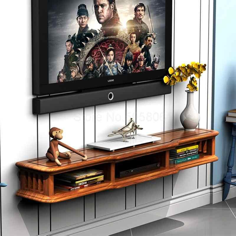 creative decoratif tenture murale meuble tv etagere murale petit appartement salon meuble tv chambre decodeur