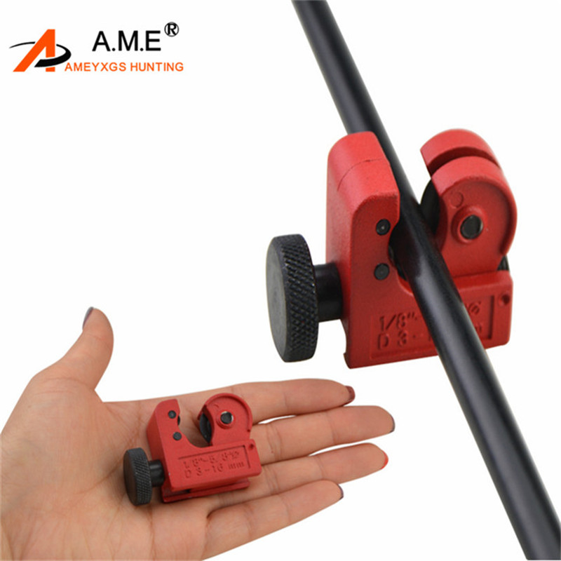 1Pcs Archery Arrow Shaft Cut off Saw Cutter Pipe Tube Cutting Bow DIY Tool Aluminum 3-16mm Shooting Hunting Accessories(China)