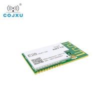 E28 2G4T12S UART SX1280 12.5dbm לורה BLE מודול 2.4 GHz אלחוטי משדר ארוך טווח BLE rf משדר 2.4 GHz מקלט
