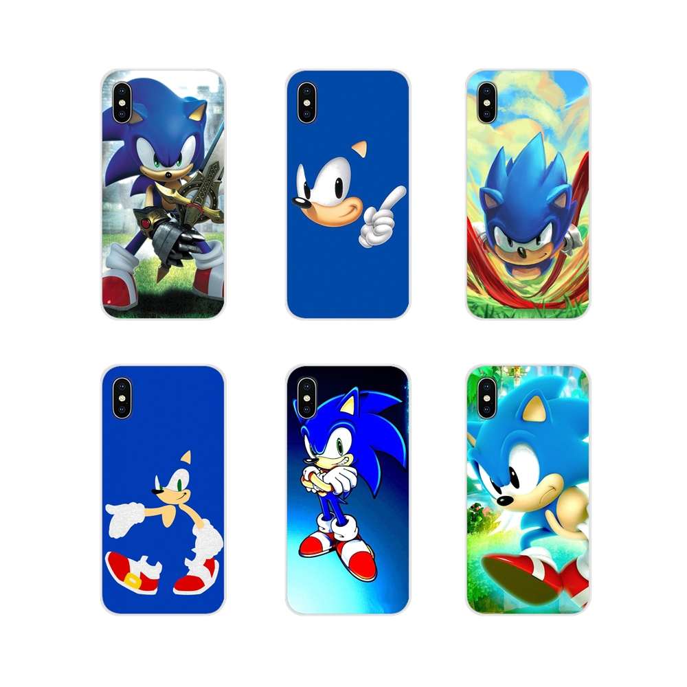 Accessories Phone Shell Covers Sonic The Hedgehog For Motorola Moto X4 E4 E5 G5 G5S G6 Z Z2 Z3 G G2 G3 C Play Plus